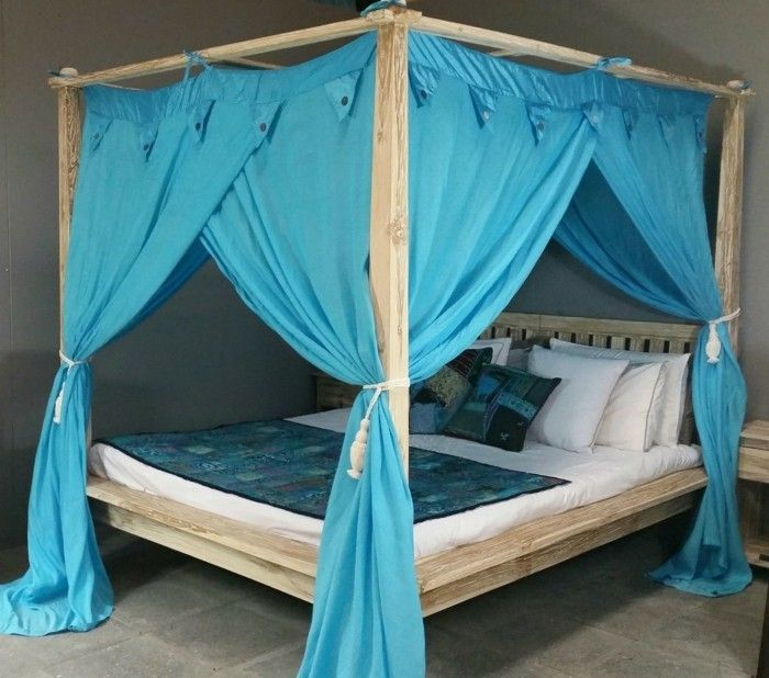 Himmelbett-own-build-fancy-poster bed-own-build