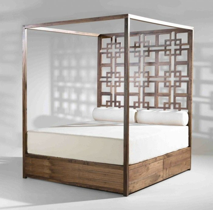 Himmelbett-own-build-nog-een-idee-to-theme-poster bed-build-own