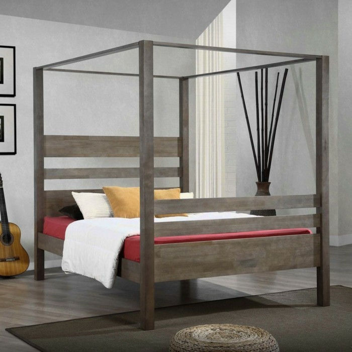 Himmelbett-own-build-het-kan-a-poster bed-own-build