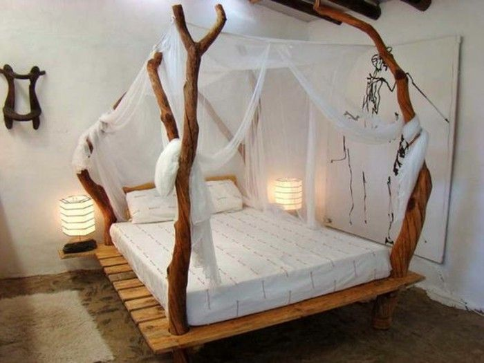 Himmelbett-own-build-dream-poster bed-own-build