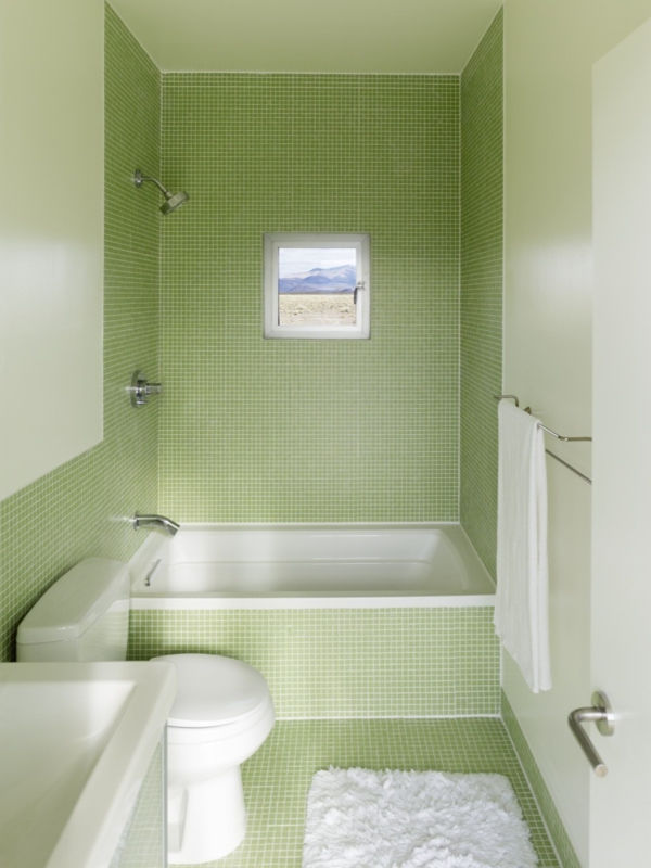 green-interiör-design-idé-small bath
