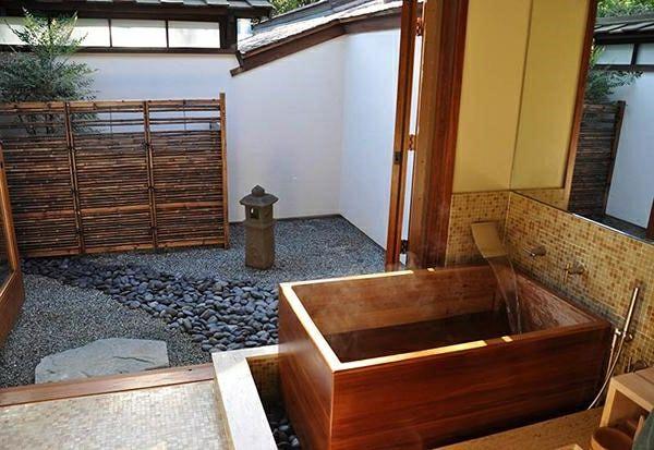 Vasca Da Bagno Giapponese In Legno : Vasca da bagno giapponese u2013 25 disegni originali