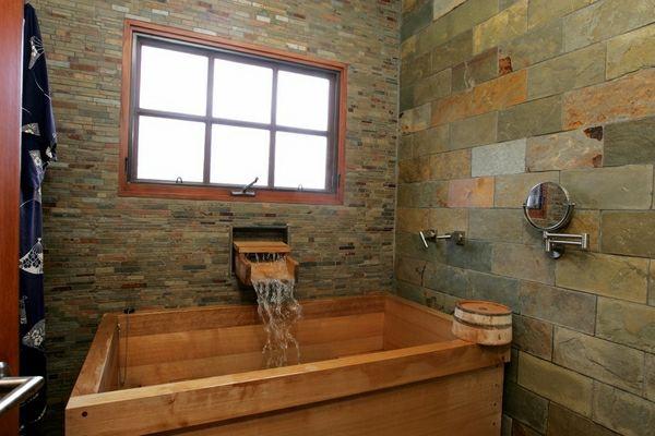 Vasca Da Bagno Giapponese : Sfondi giappone camera interno vasca da bagno interior