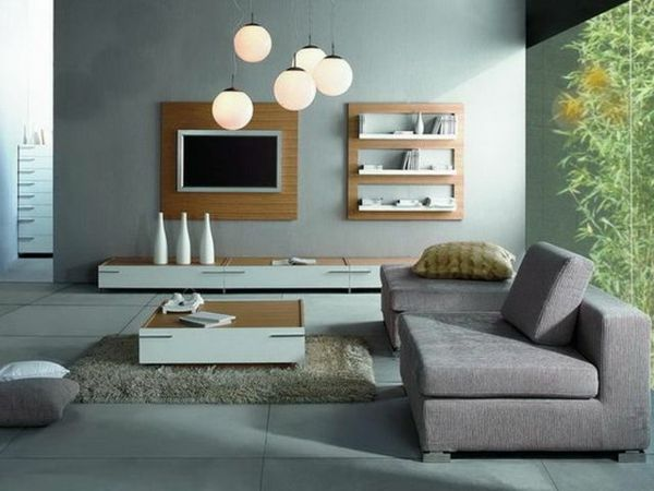 små-space-set-grå-soffa-and-tv-on-the-wall