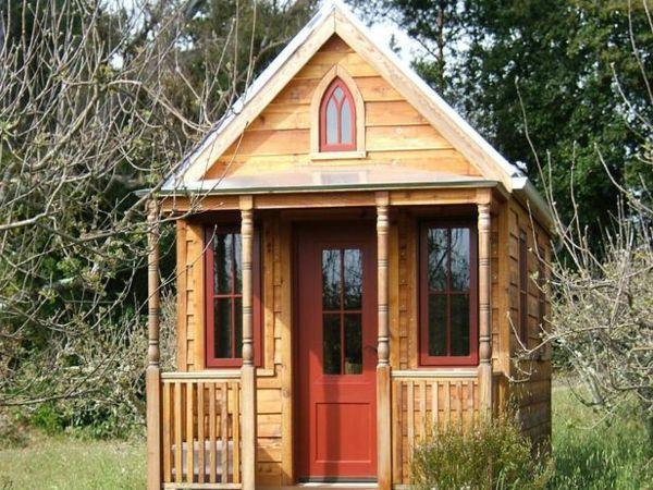 Klein Huis Bouwen : Bouw een klein huis u interessante ontwerpen