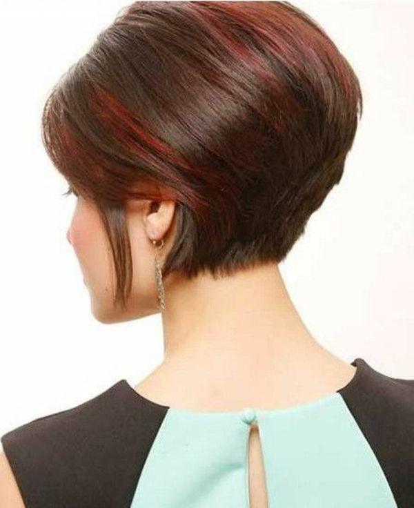 -Short-hair-of de back-genomen
