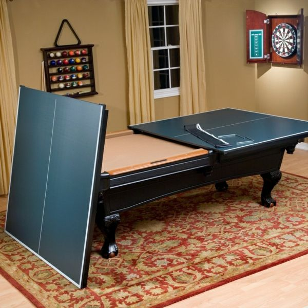 modern-beweegbare-Pool Table