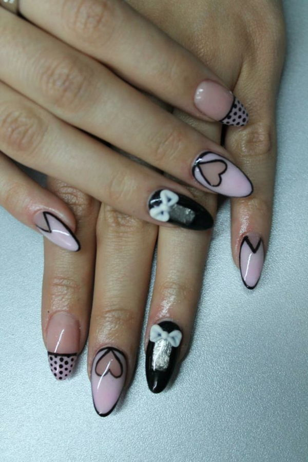 Nail design-for-pomlad-foto-of-top-delo