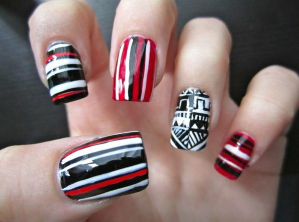 Nail design-for-pomlad-year-presenetljiva