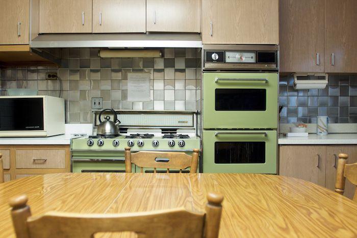 De woonkeuken u een origineel concept voor roomdistributie
