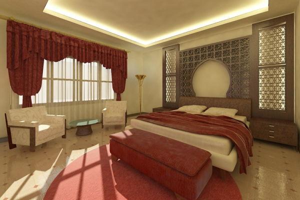 Oosterse slaapkamer u2013 creëer een magische sfeer