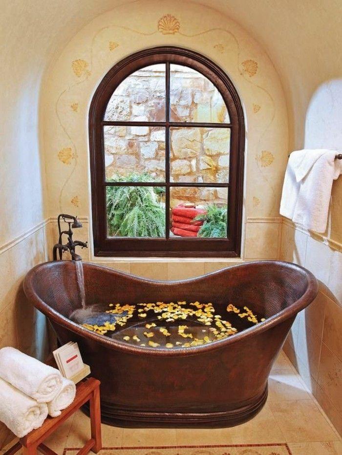 Banheiro Originais Ideias Brown Banho