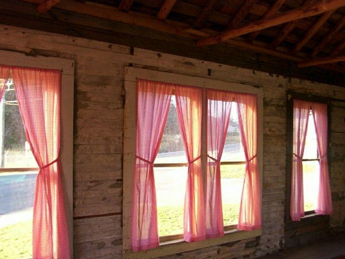 Tende Da Finestra Stile Country : Tende per finestre piccole u perché sono così utili