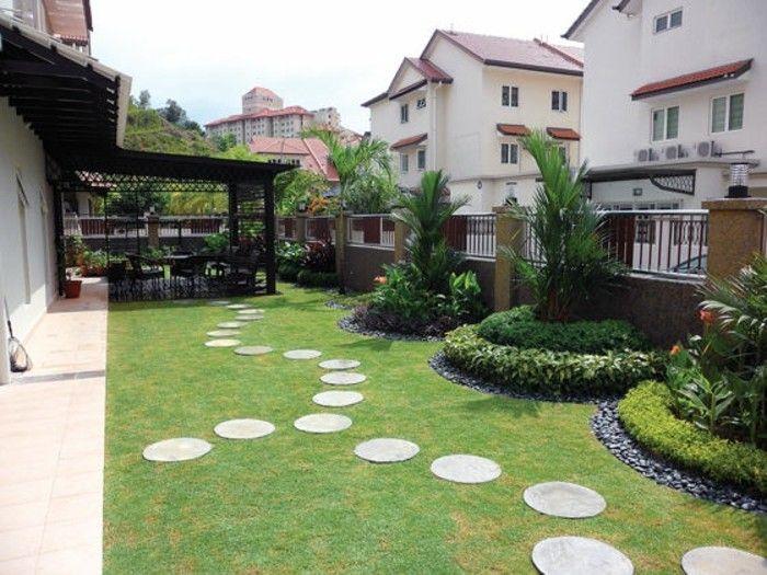 Tuinpergola: een idylle in de open lucht