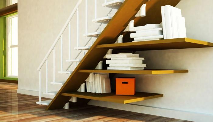Kast onder de trap een geweldig idee