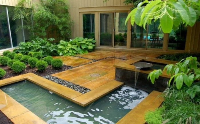 Muito Interessante Modelo Garden Design Moderno And Bela