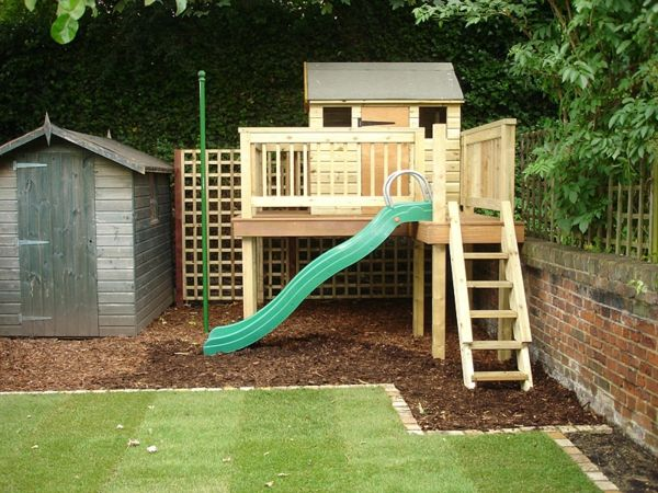 speelhuisje-to-slide-fantastisch spel-homes-in-tuin-for-the-kinderen