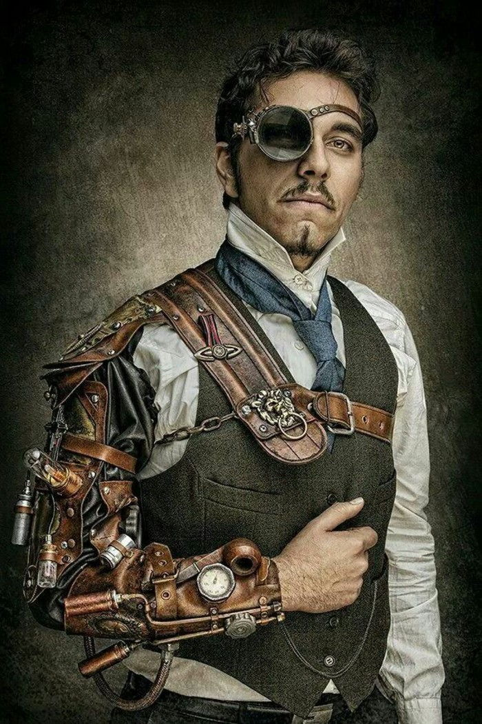 steampunk-clothes-para-homens-steampunk-tie-and-vest