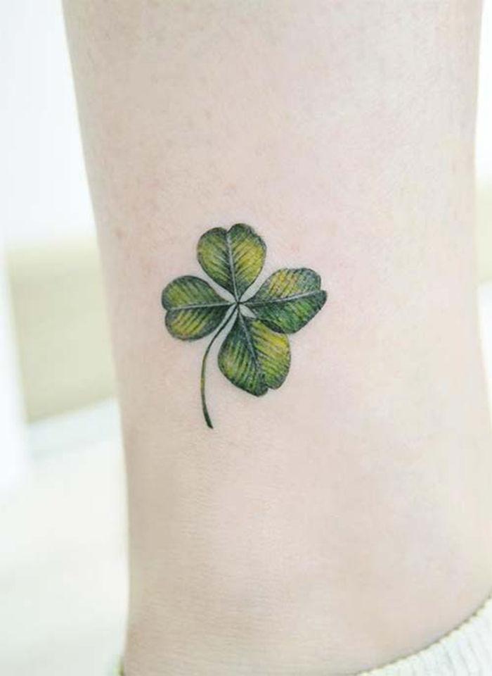 66 Pomysłów Na Tatuaż Nóg