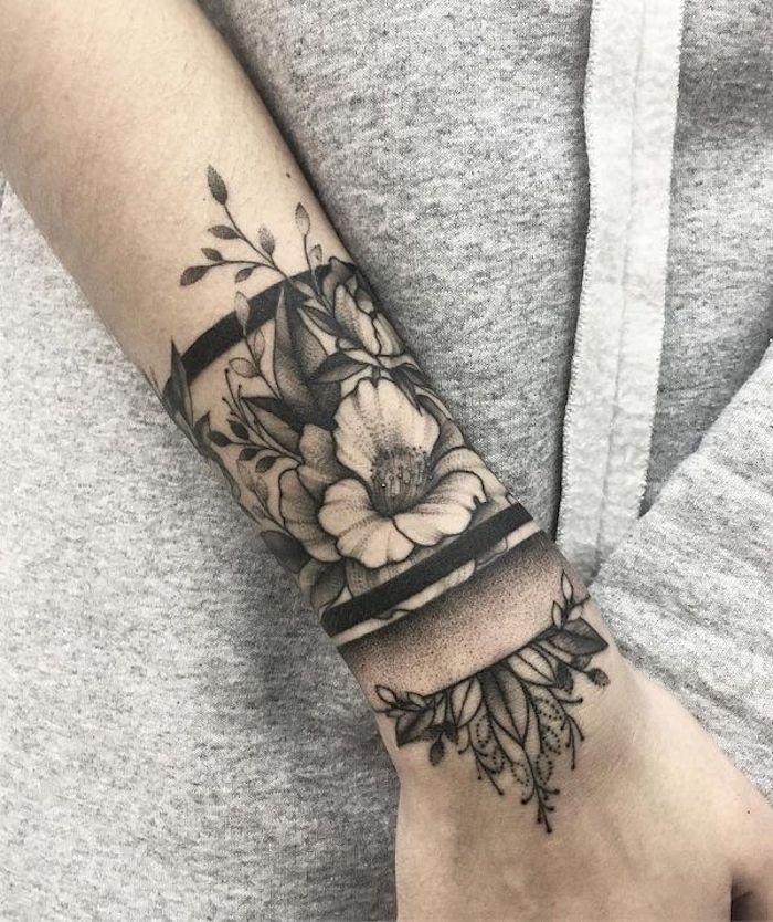 Ponad 90 Niesamowitych Pomysłów Na Tatuaż Kwiatów
