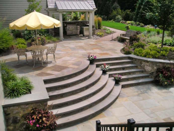 Ideen fur terrasse schane idee fa r die outdoor gestaltung