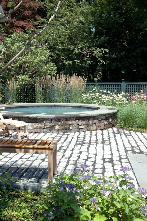 wielkie idee-for-the-design-a-perfect-garden-z-Jacuzzi-