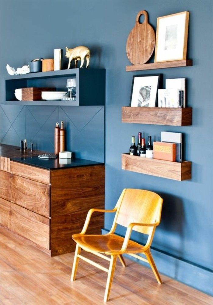Grande Projeto Interessante Wall Cadeira De Parede Cor De Gasolina Bege