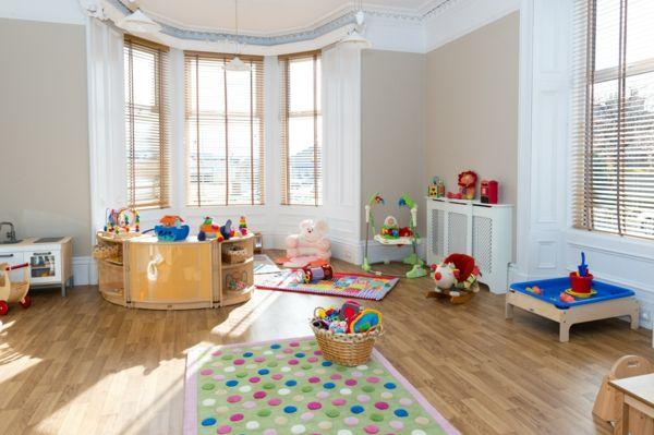 Ontwerp babykamers u prachtige ideeën