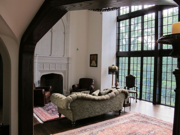 traditioneel-gothic-kamer