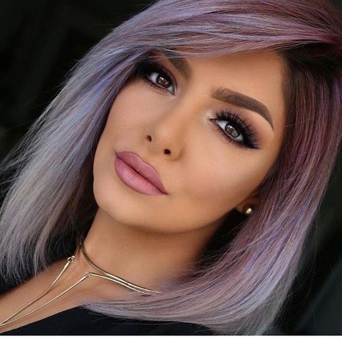 Trendy Saç Modelleri 20172018 Moda Bilinçli Bayanlar Için Modern