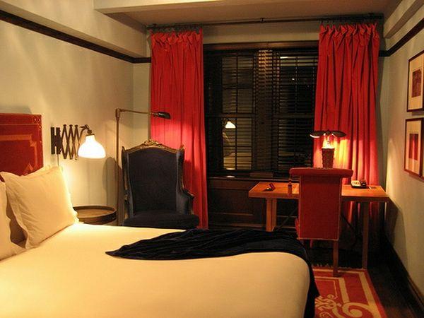 Rode Slaapkamer Ideeen : Slaapkamer blauw zwart referenties op huis ontwerp interieur
