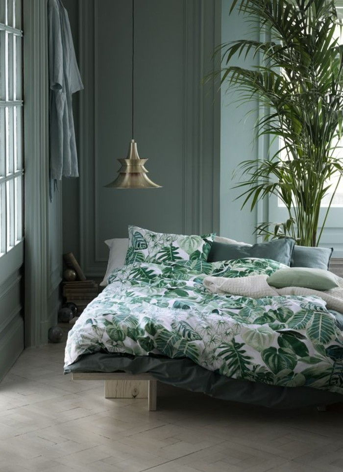 Idee di pittura per pareti camera da letto in 140 foto!