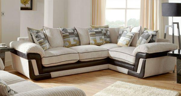Nowoczesna narożna kanapa do Twojego mieszkania - pomysły ...