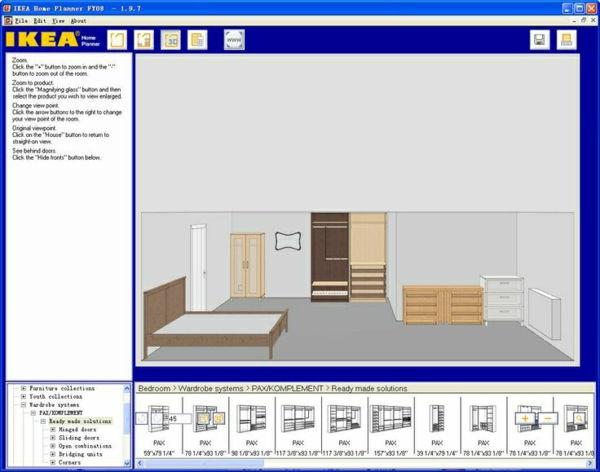Ikea Bedroom Planner Hai Già Provato