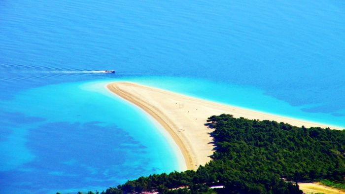 best-Strande-la-belle-spiagge-in-europa-cool wallpaper zlatni-rat-Croazia-